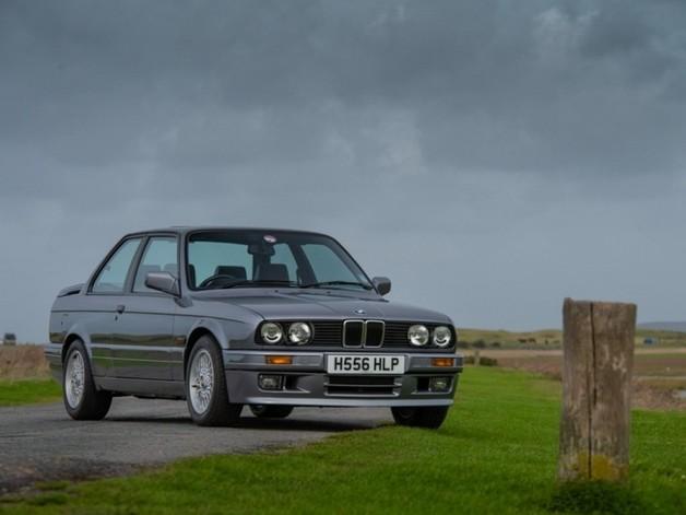 Une BMW 325i E30 vendue 60 000 €