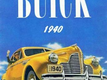 Les Buick anciennes des années 40, 50, 60
