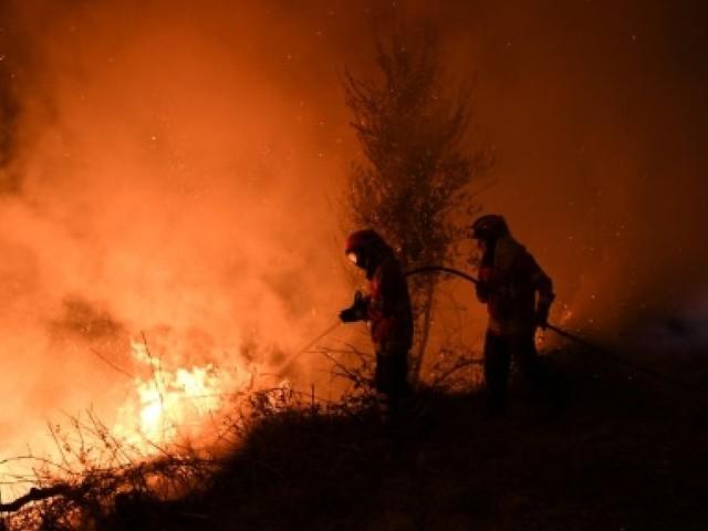 Incendies au Portugal: démission de la ministre de l'Intérieur