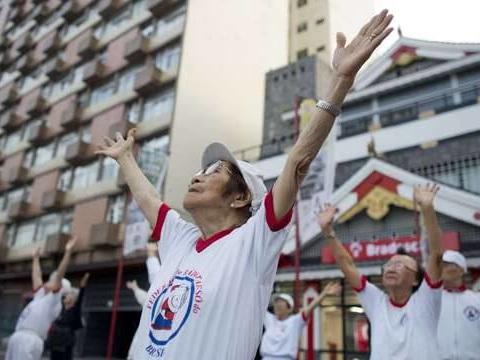 Japon : C'est quoi le radio taiso, cette discipline qui ne sera pas une épreuve des JO de Tokyo ?