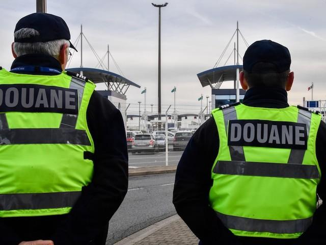 """Brexit : """"Nous n'avons pas les moyens de fermer la frontière"""", alertent les douaniers en grève"""