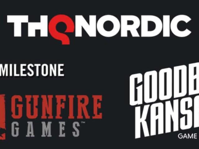 THQ Nordic sort le chéquier pour s'offrir Milestone, Gunfire Games et Goodbye Kansas Game Invest