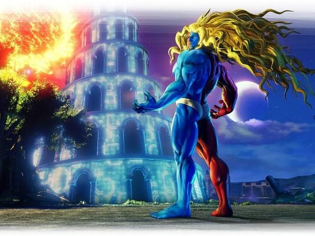 Capcom annonce Street Fighter V : Champion Edition, Gill rejoint la partie