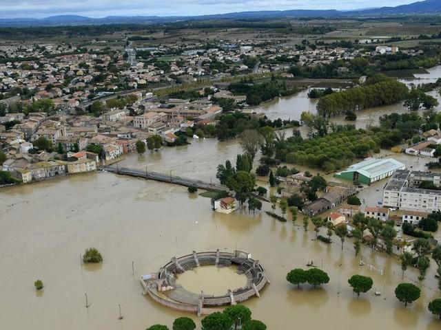 Pluies torrentielles : des inondations menacent l'Aude et les Pyrénées-Orientales