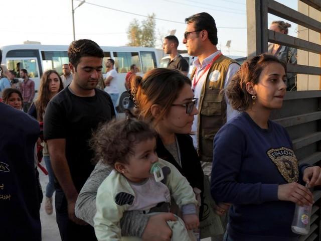 L'offensive turque dans le nord-est de la Syrie a fait 300.000 déplacés