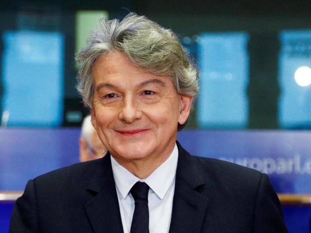 Le Parlement européen valide la candidature de Thierry Breton à la Commission