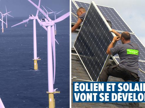 Énergies renouvelables en pleine expansion : la part mondiale de l'électricité verte devrait augmenter de 50 % en 5 ans