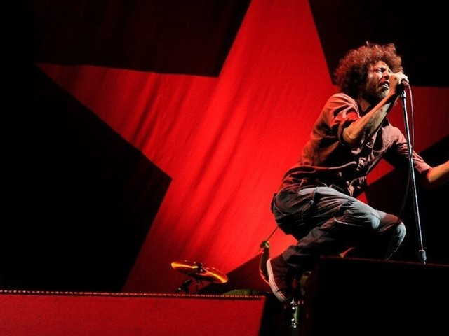 Rage Against the Machine tête d'affiche de Rock en Seine 2020