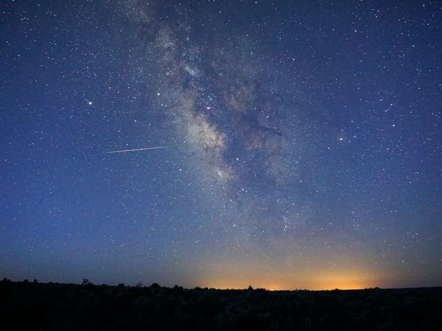 Ne manquez pas le maximum de la pluie d'étoiles filantes des Lyrides ce week-end