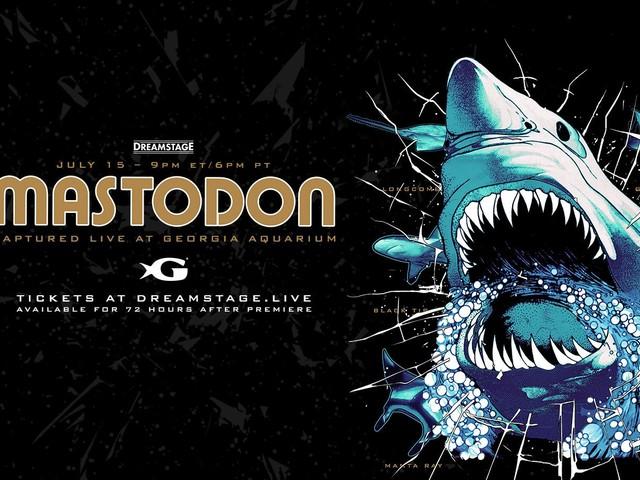 Mastodon : l'acoustique venue des abysses