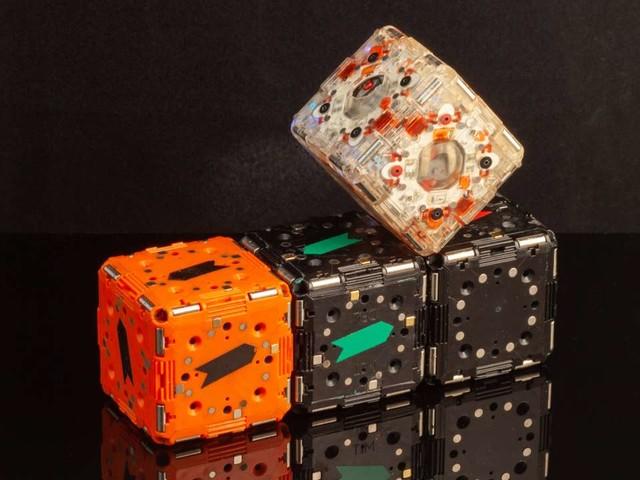 Sans bras ni jambes: pourquoi les robots-cubes intéressent des chercheurs du MIT
