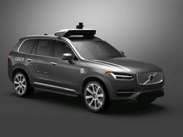 Voiture autonome : Uber va acheter 24.000 Volvo XC90