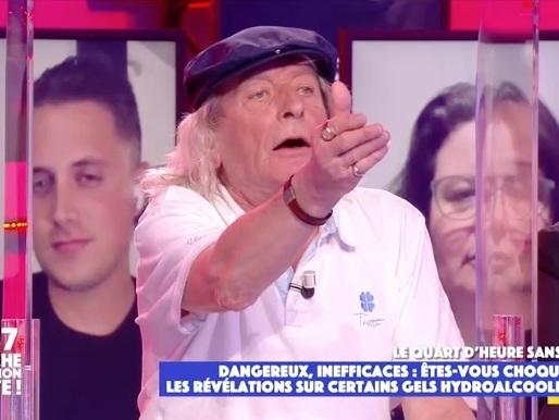 René Malleville annonce son départ de TPMP !