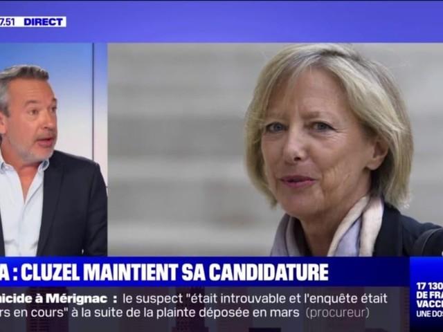 L'édito de Matthieu Croissandeau: PACA, Cluzel maintient sa candidature - 07/05