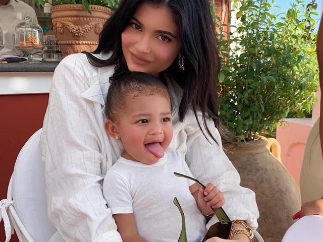 Kylie Jenner : Elle dévoile des détails sur la fête d'anniversaire de sa fille Stormi