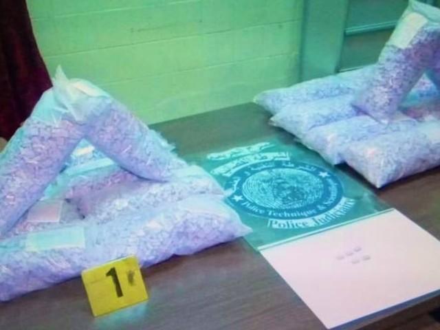 Nador: Arrestation d'un individu en possession de plus de 50.000 comprimés d'ecstasy