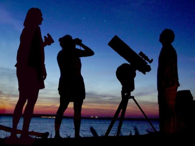Avec Mars, trouvez la constellation de la Balance, c'est facile !