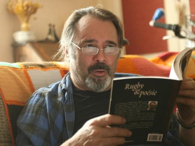 Michel Sitjar, ancien joueur du SUA et poète maudit, au cœur de la rentrée littéraire