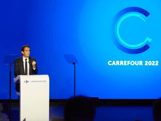 [DECODE] Comment Carrefour veut devenir le leader de l'e-commerce alimentaire à l'horizon 2022