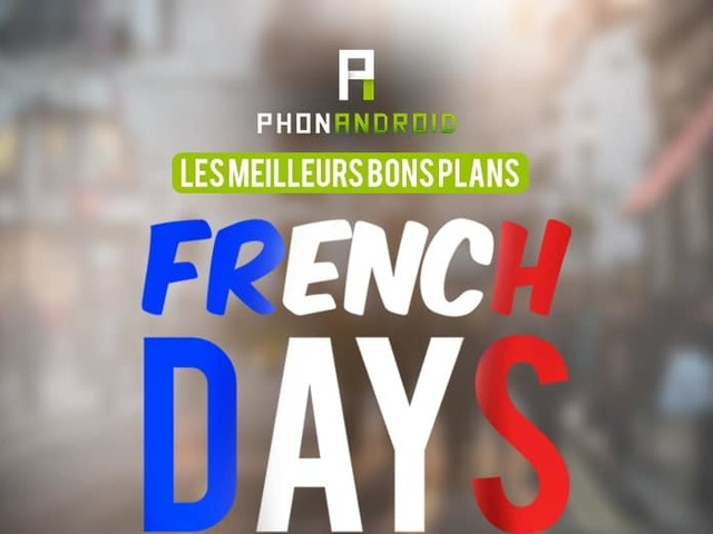 French Days 2019 : bons plans high-tech des magasins participants