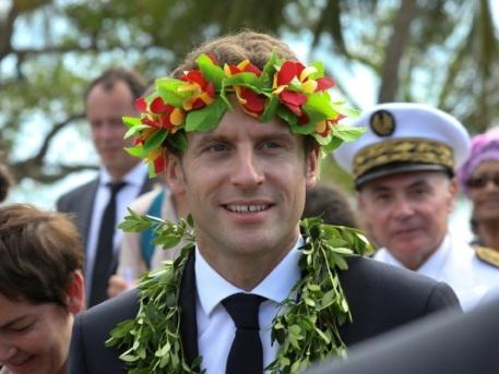 Etape risquée pour Emmanuel Macron samedi à Ouvéa