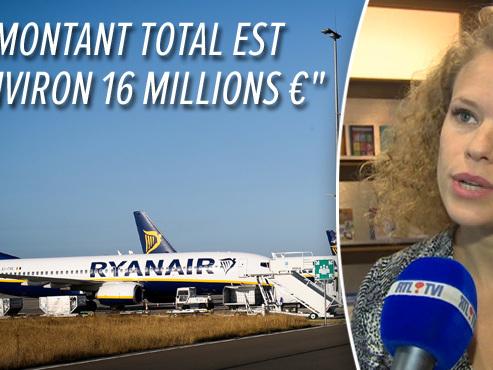 """Test-Achats s'attaque à Ryanair qui refuse d'indemniser 45.000 passagers belges: """"Une grève, ce n'est pas une circonstance exceptionnelle"""""""