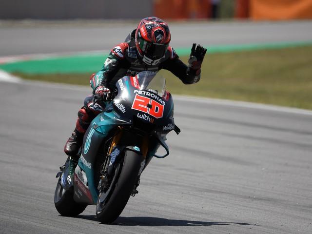 Auto/Moto - GP de Catalogne : Marquez devance un superbe Quartararo