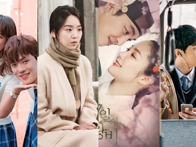 K-Dramas | School 2017 / My golden life / Queen for seven days & You make me dance