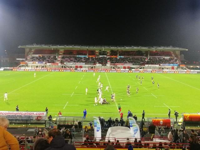 Rugby ProD2. Rouen s'impose largement face au RC Vannes et se donne de l'air