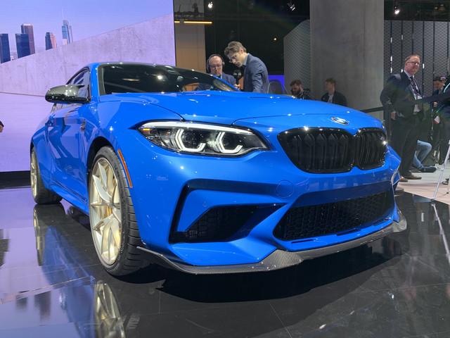 Salon de Los Angeles 2019 : toutes nos photos de la BMW M2 CS
