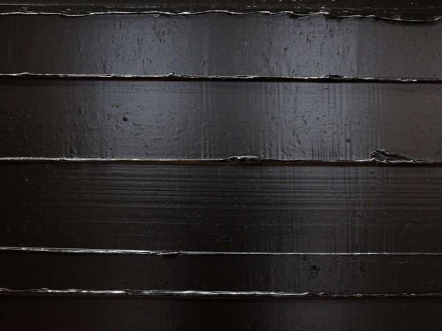 «Soulages au Louvre»: trois peintures inédites sur «la lumière du noir»