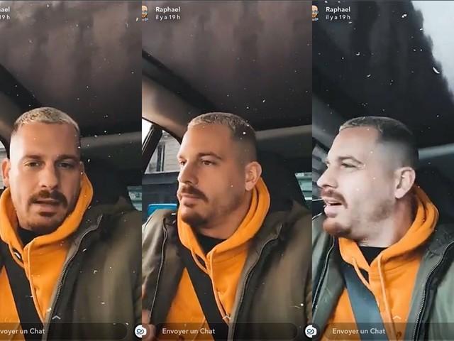 Carla Moreau et Kevin Guedj créent un compte Instagram à Ruby, Raphaël Pépin pousse un gros coup de gueule sur Snapchat