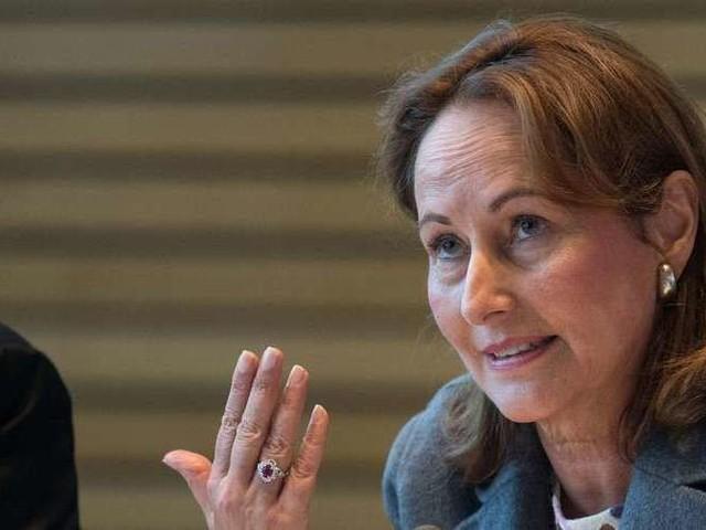 Ségolène Royal bientôt licenciée de son poste d'ambassadrice des pôles