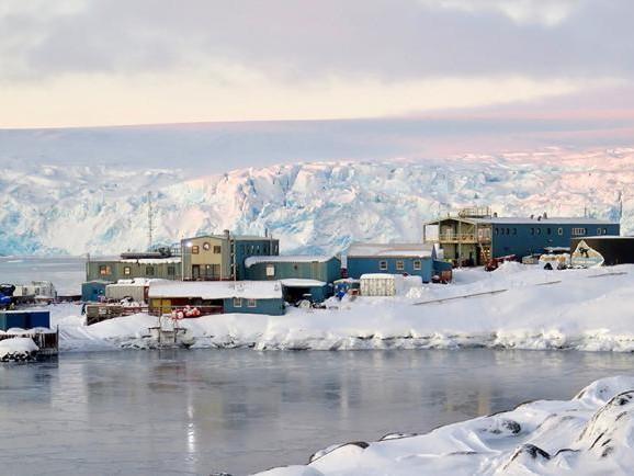 SES GS, Artel et Leidos fournissent une connectivité critique en Antarctique