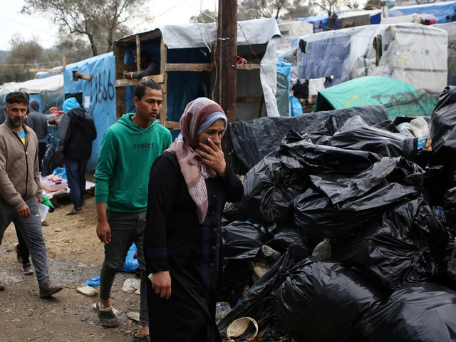 COVID-19: une catastrophe appréhendée dans les camps de réfugiés