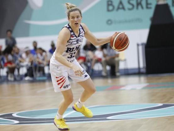 Basket - Eurocoupe (F) - Eurocoupe : Lattes-Montpellier, Tarbes et Nantes-Rezé battus en 16es de finale aller