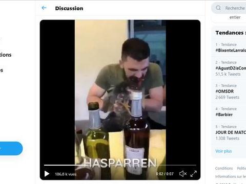 Bayonne: Le joueur de pelote basque qui a arraché la tête d'un coq vivant avec ses dents sera poursuivi