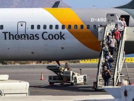 Thomas Cook: les filiales française et belge emportées à leur tour