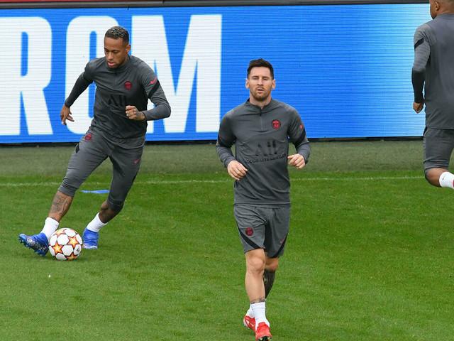 C1: Débuts du PSG de Messi, retour de l'AC Milan à Liverpool