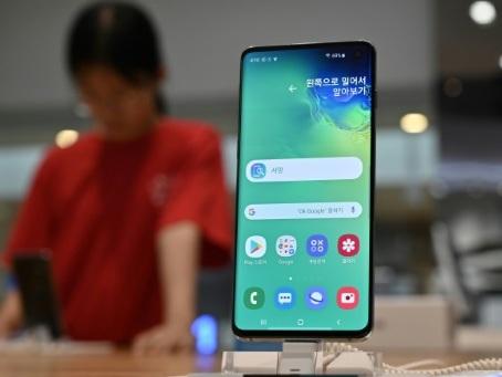 Samsung va corriger une faille sur la reconnaissance des empreintes de son Galaxy S10