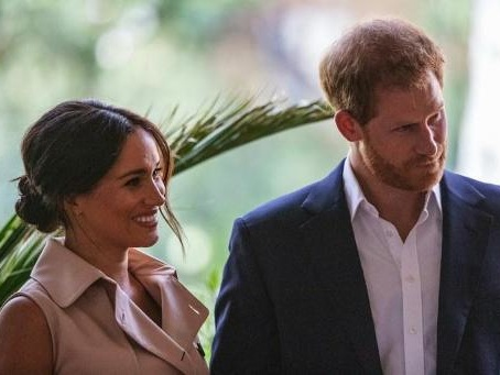 "Megxit - Harry et Meghan n'utiliseront plus l'appelation ""Sussex royal"""