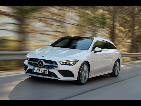 Mercedes CLA Shooting Brake (2019) : à la caisse !