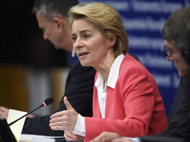 «Green deal» d'Ursula von der Leyen: «L'UE prend sa part du défi climatique»