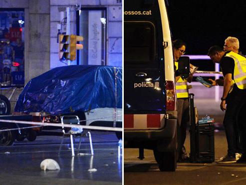 Attaques terroristes de Barcelone et Cambrils: un homme toujours en fuite, où en est l'enquête?