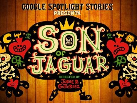 Son of Jaguar : Jorge R. Gutierrez parle de VR