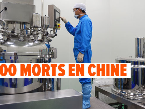 64.000 cas de contamination au coronavirus en Chine: des médecins et infirmiers ont également été touchés
