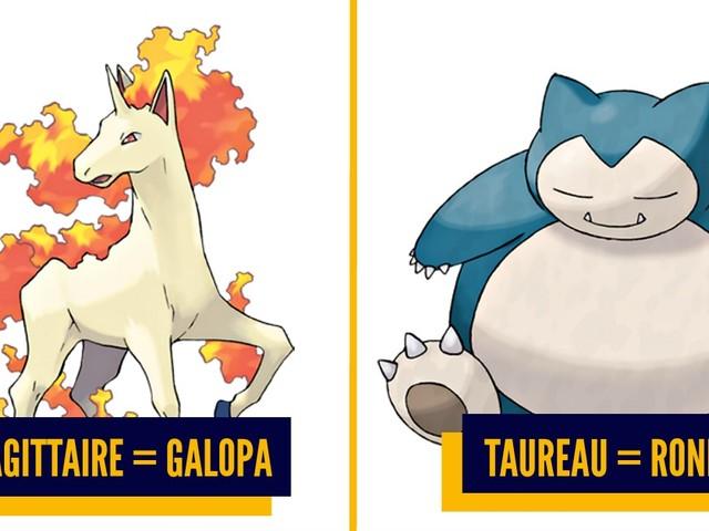 Quel Pokémon es-tu en fonction de ton signe astrologique ?