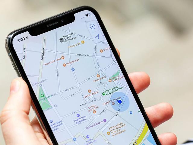 Google Maps permet désormais de partager sa localisation en temps réel
