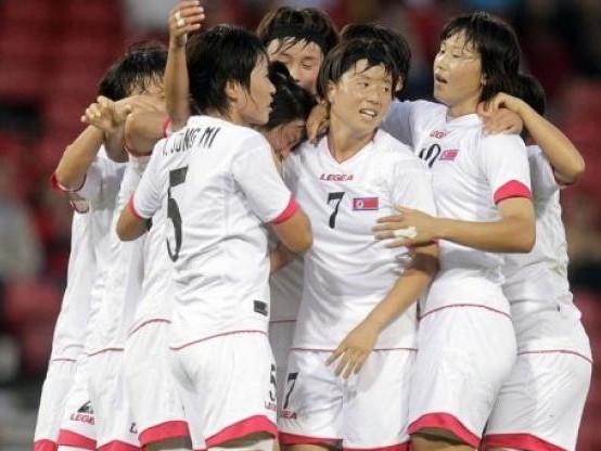 Foot - Euro (F) - Bleues : la Corée du Nord propose à la FFF de jouer un amical en France à l'automne