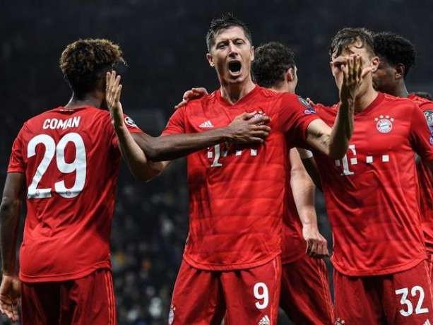 Ligue des Champions : le Bayern explose les Spurs, la Juve et l'Atlético font le boulot